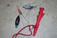 金属製玩具・釣り用錘